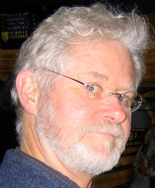 self, portrait, gray hair, beard, Bill Prochnow