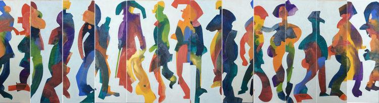 multiple; abstract art; adjustable. options; Figurative Painting